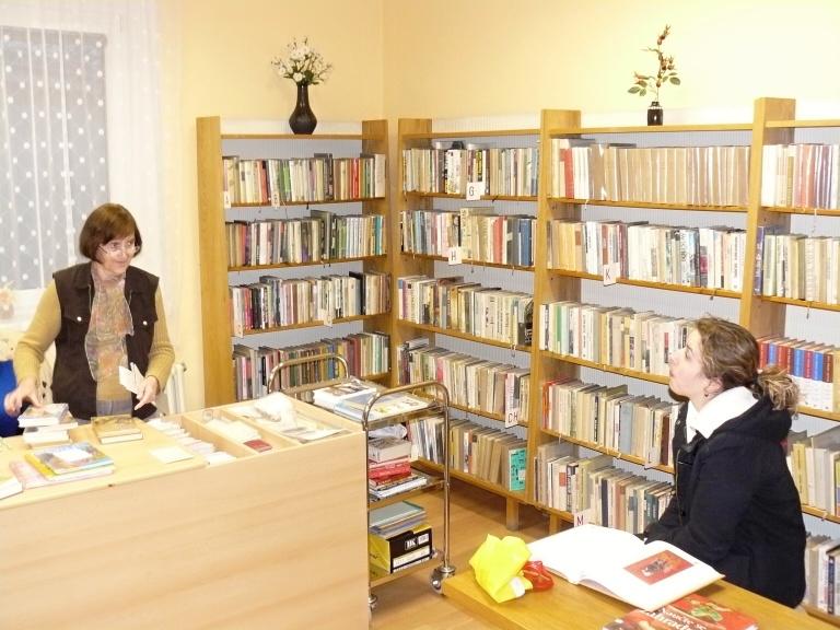 Foto z knihovny 2.