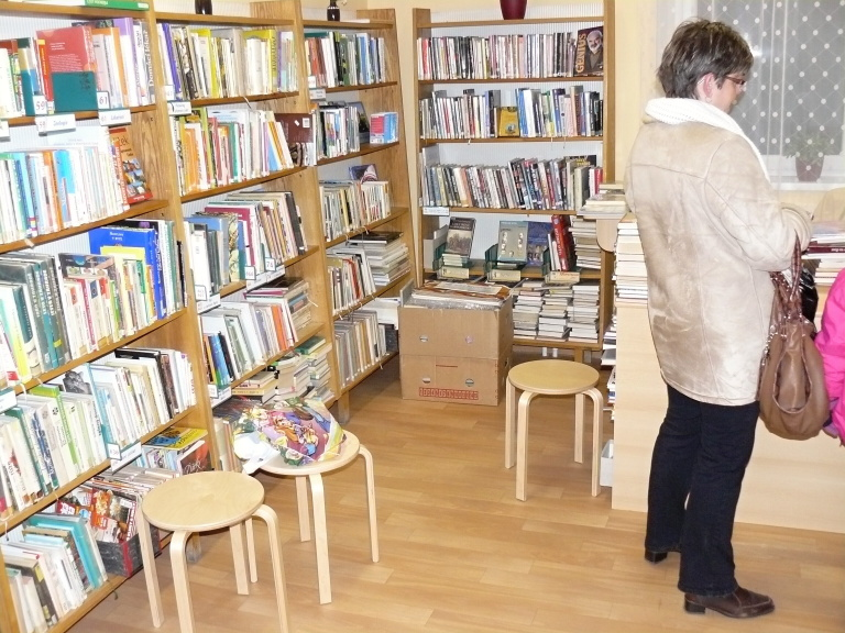 Foto z knihovny 3.
