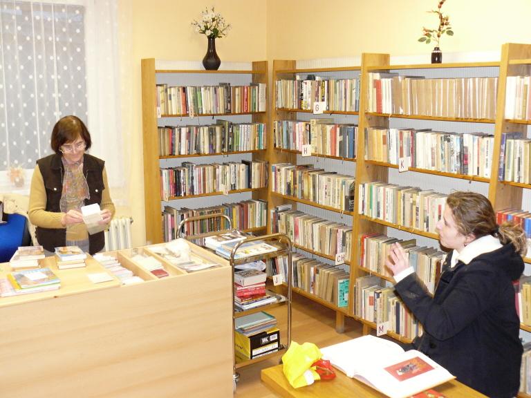 Foto z knihovny 4.