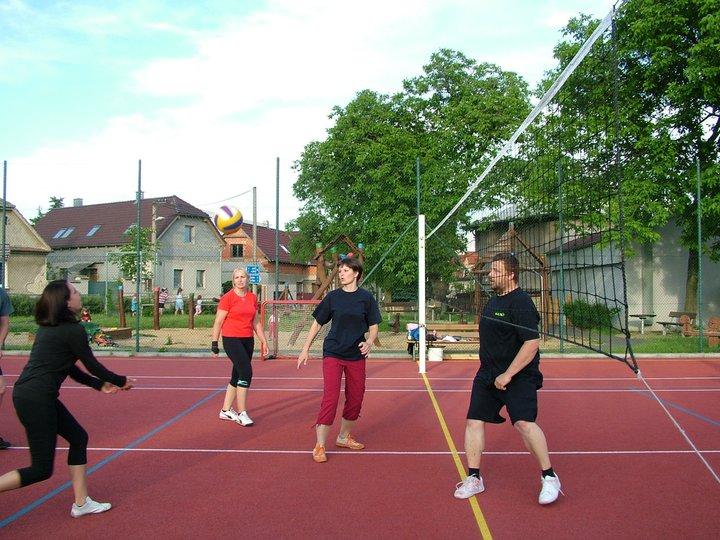 Foto z volejbalu 1
