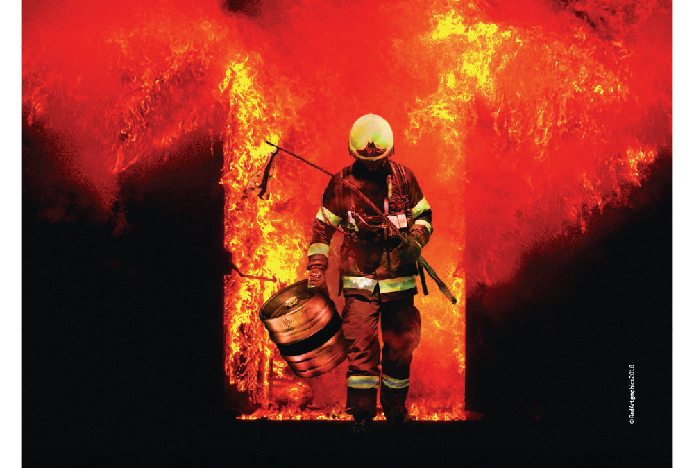 Velikonoční hasičská zábava