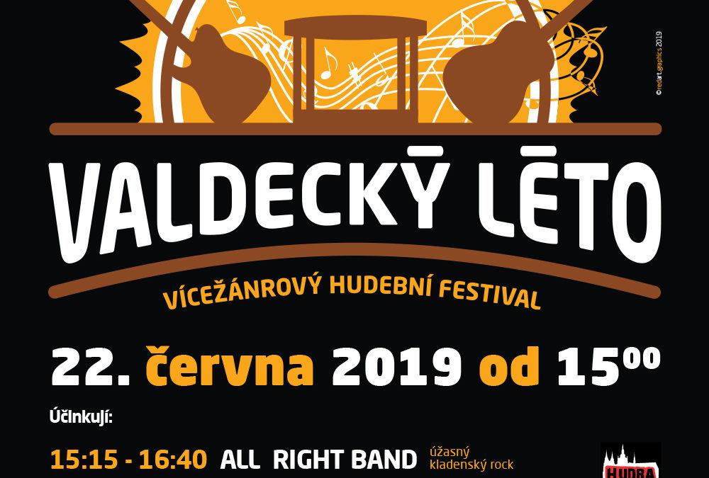 Festival Valdecké léto 2019