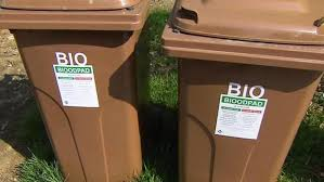 Svoz popelnic na bioodpad
