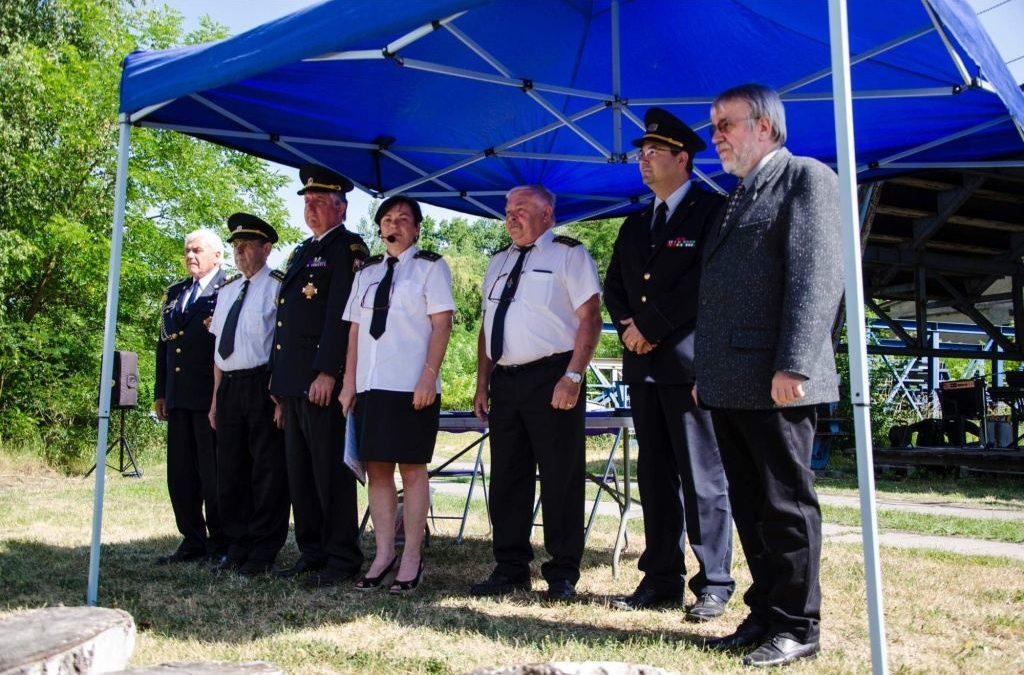 Setkání zasloužilých hasičů Středočeského kraje