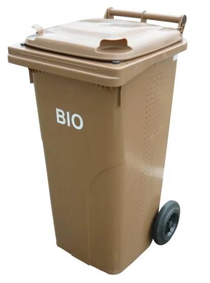 Prodloužení svozu BIO popelnic