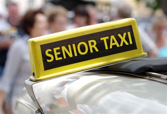 Kladno v dubnu rozšíří Senior taxi i do Braškova